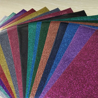 2019 top sale korean quality Assorted Colors glitter heat transfer vinyl for T Shirts Hats and Clothing