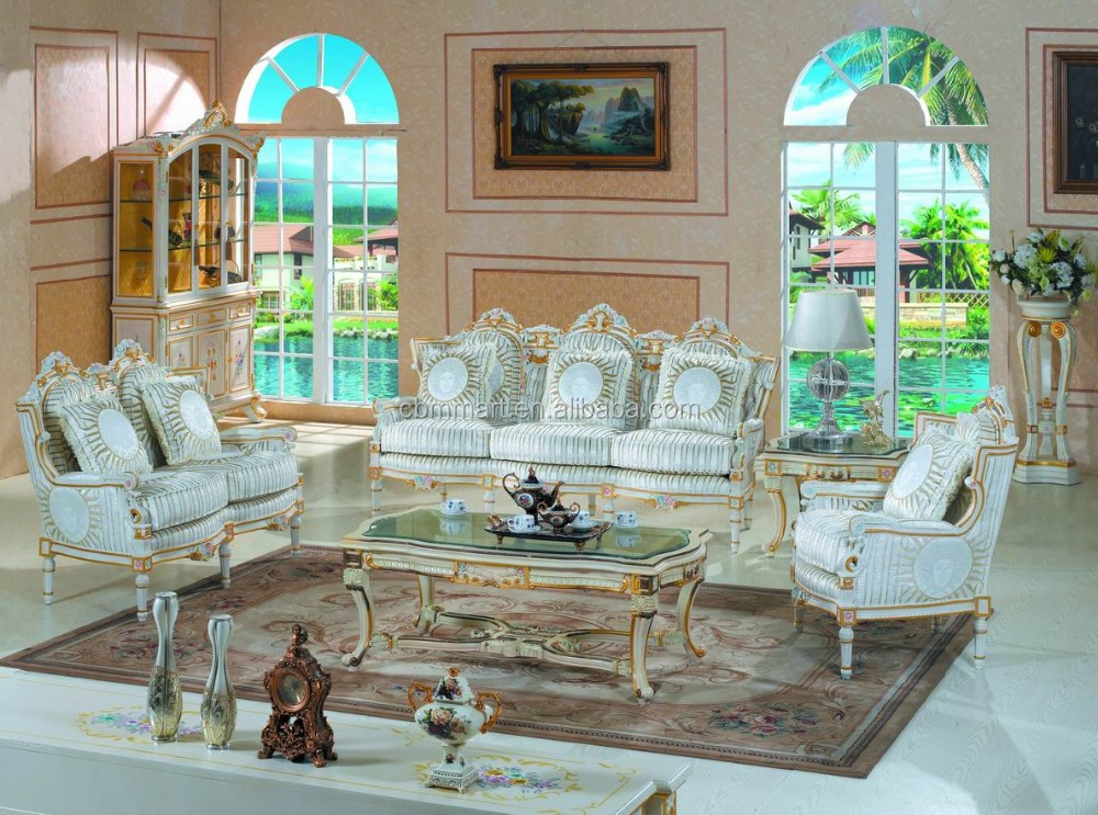 White Antique French Sofa, White Antique French Sofa Suppliers And  Manufacturers At Alibaba.com