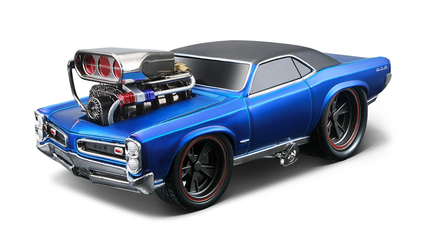 Get Quotations · MUSCLE MACHINES 1966 PONTIAC GTO