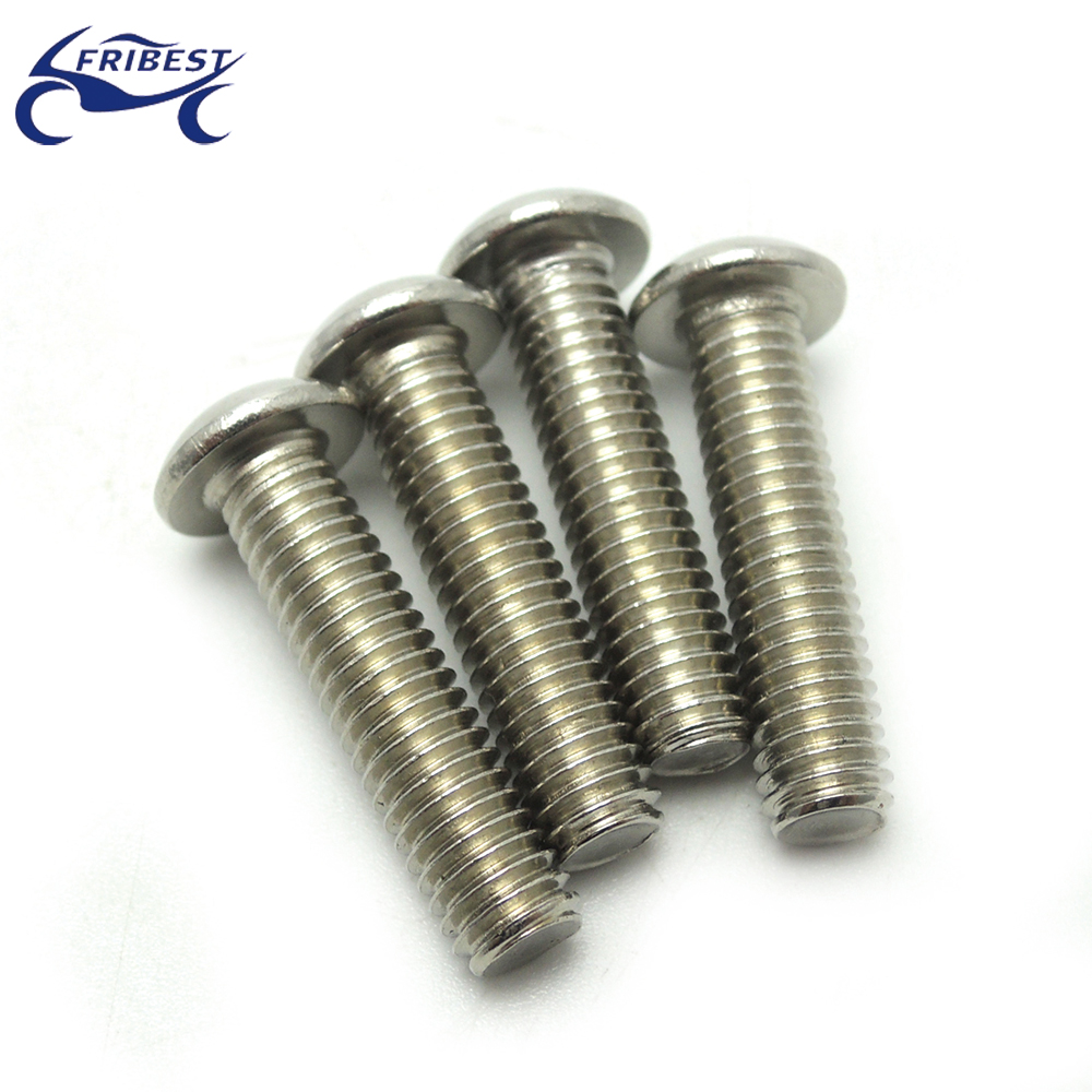 Motorcycle parts Fairing thread anchor screw hex bolt nut Fits for SV650 /SV1000 2003-2009 FBTSU011