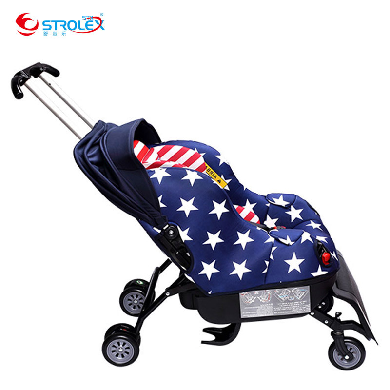 Sit on Stroll 5 in 1 Baby Car Seat and Stroller All in One Carseat Stroller Multiple Baby Stroller With Car Seat фото