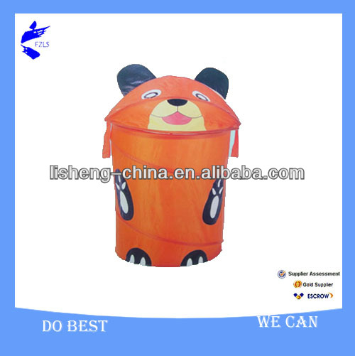 Pop-up Laundry Hamper .Panda