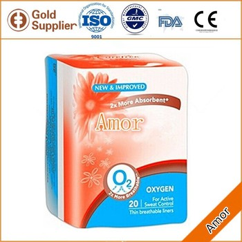 2015 New Style Wholesale Sanitary Pads,Ladies Sanitary Pads