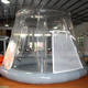 High quality outdoor camping transparent clear lawn inflatable globe tent for party or events