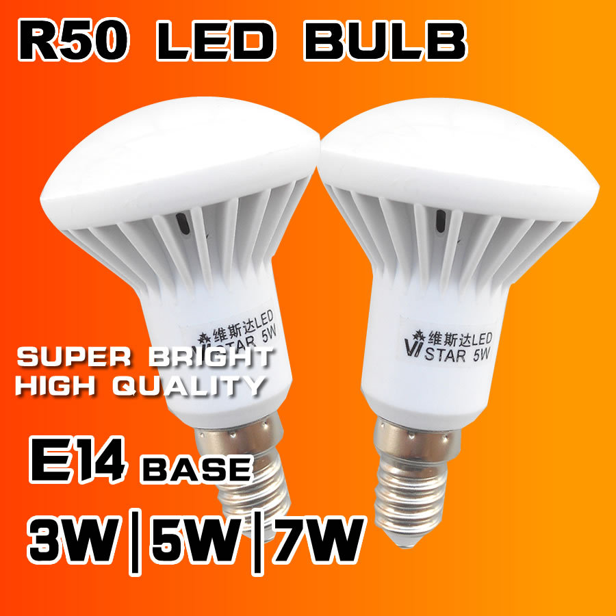 r50 led lamp e14 3w 5w 7w 220v 230v 240v r39 r63 bulb warm white cold white high quality 2835. Black Bedroom Furniture Sets. Home Design Ideas