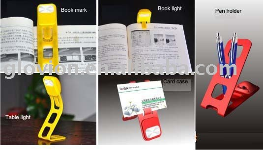 LED flexible book light flexible led book light flexible reading light