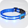 Blue LED Flashing OEM Illuminated Dog Collars on Sale