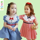 2014 Fashion Summer Casual Kids Princess Clothes Party Desgin Girl Dress