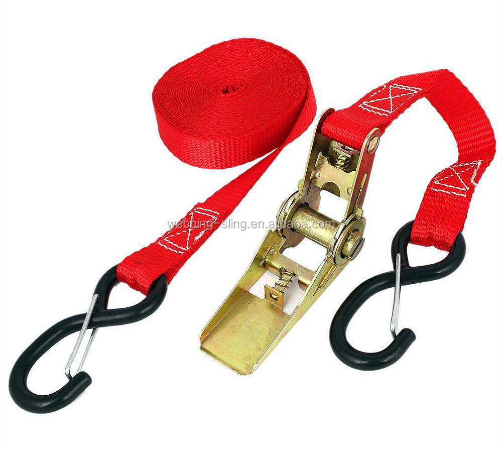 25mm width cam buckles straps, lashing strap