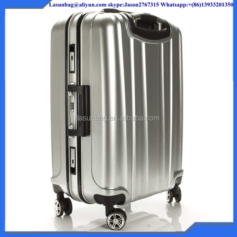 2016 hot design ABS suitcase travel bag /strong trolley luggages bag