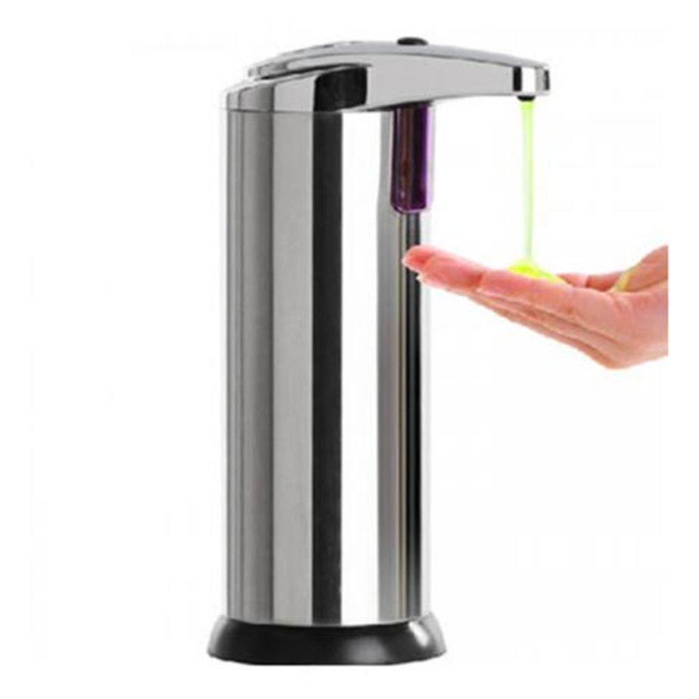 Stainless steel automatic soap dispenser best ski box