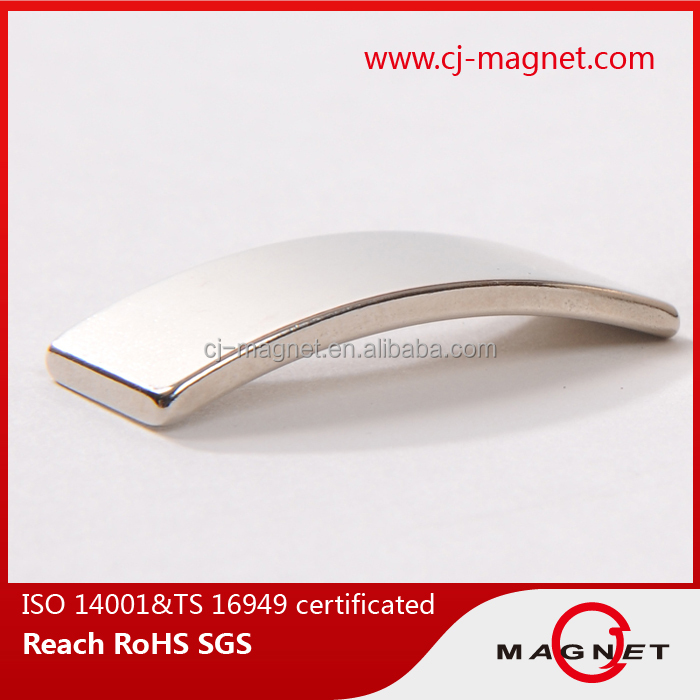 manufacturers in china arc N48 neodymium magnet for solar <strong>energy</strong>