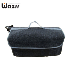Robust and dirt-resistant needle-felt-fabric Smart Tool Bag,Car trunk organizer