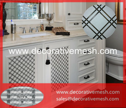 Decorative Wire Mesh For Cabinets Metal Screen Buy Decorative