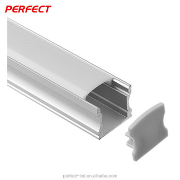 Aluminium Profiles Extrusion For Led Strip Light Installation 10mm 12mm 8mm  All Could Available - Buy Alu Profiles Extrusion For Led Lighting,Use For