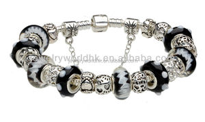 Black jewelry, black lucky wholesale cheap bracelet black bracelet jewerly