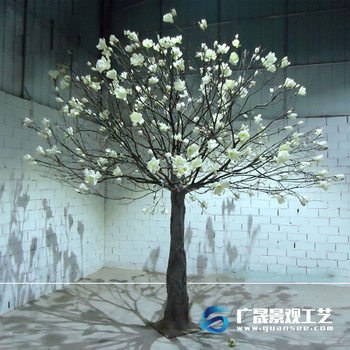 Huge silk flowers artificial magnolia tree for outdoor indoor huge silk flowers artificial magnolia tree for outdoor indoor decoration mightylinksfo
