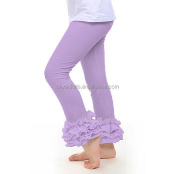 Cute Girl Leggings Wholesale Light Color Trousers Little Girl Ruffle Pants Cotton Legging Buy Cotton Legging Girl Ruffle Pants Cute Girl Leggings Product On Alibaba Com