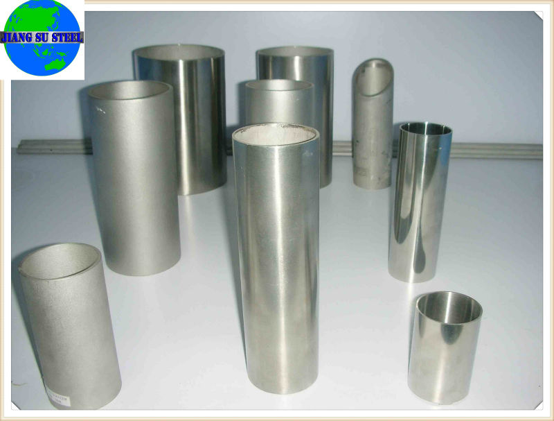 U-bent seamless stainless steel tube -- U-TUBE