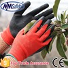 NMSAFETY cheap latex gloves 13g latex working gloves