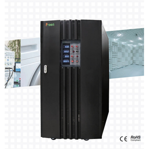 Durable three phase 60kva AC Frequency Converter 60hz to 400hz