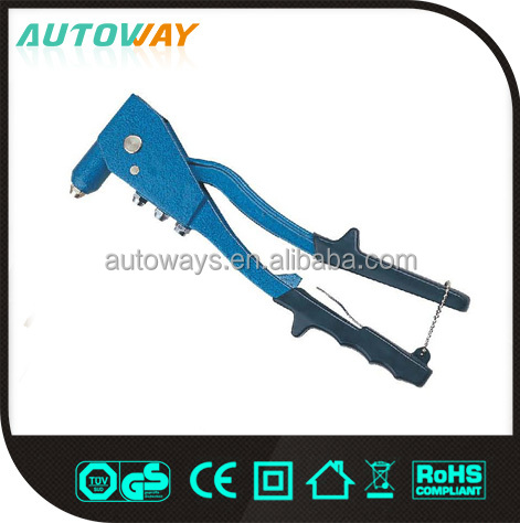 "Aluminum Alloy Manual Blue 10.5"" Single Hand Riveter"