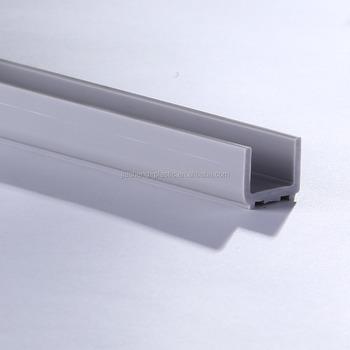 Top hochwertige) Kunststoff-strangpressprofile / Steifes Pvc-u-profil GN84