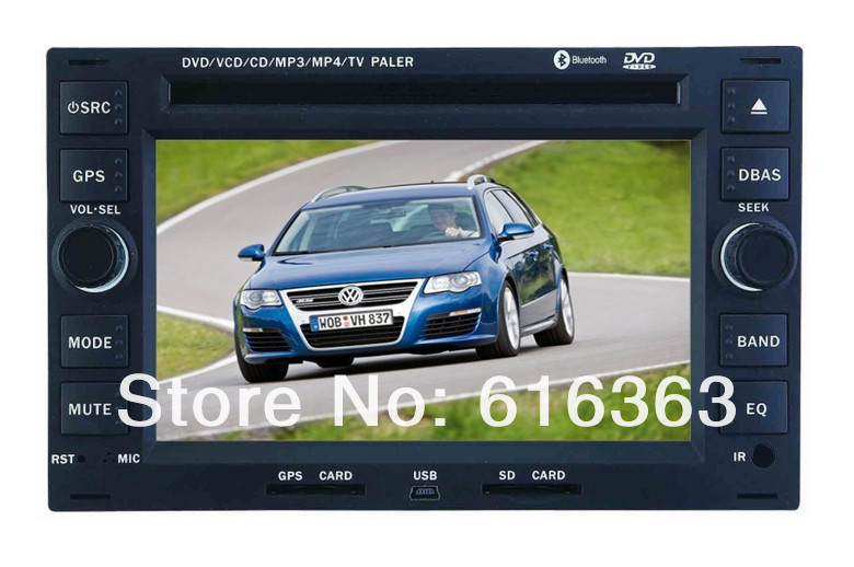 brand car dvd gps autoradio bluetooth for vw golf 4 iv mk4 passat b5 mk5 jetta sharan. Black Bedroom Furniture Sets. Home Design Ideas