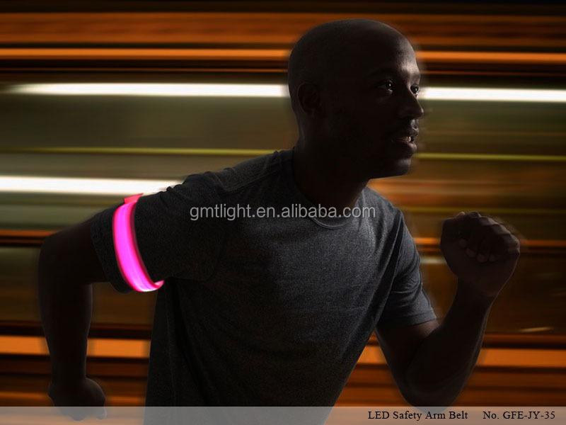 Figure_LED Safety Arm Belt_JY-35_5