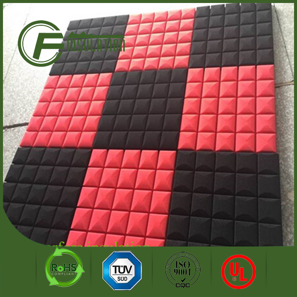New style Acoustical foam Soundproofing Foam for studio room
