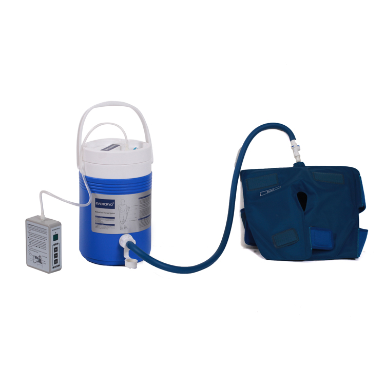 Breg Polar Care Cube Shoulder Cold Therapy System | Cold ... |Medical Ice Therapy Machine