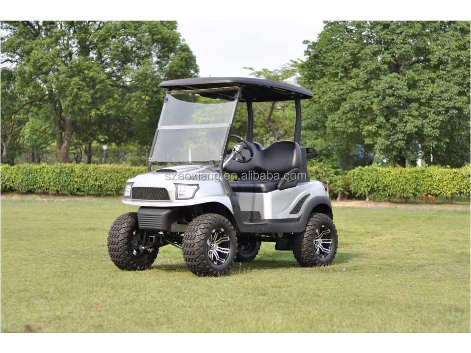 AX-V2+2 Golf Cart (6)