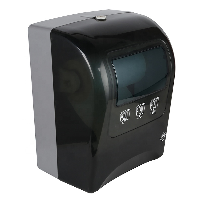 Kitchen Electronic Automatic Sensor Paper Towel Roll Dispenser