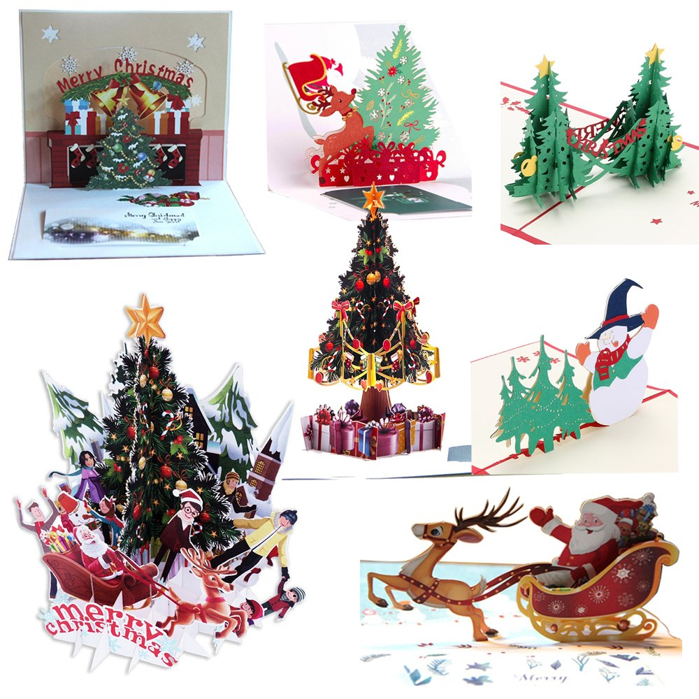 Christmas Card Projects: Decorative Ways to