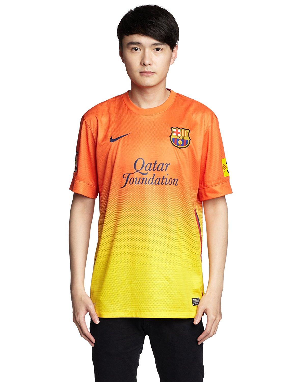 0349b3577 Nike FC Barcelona Away Jersey 2012-13