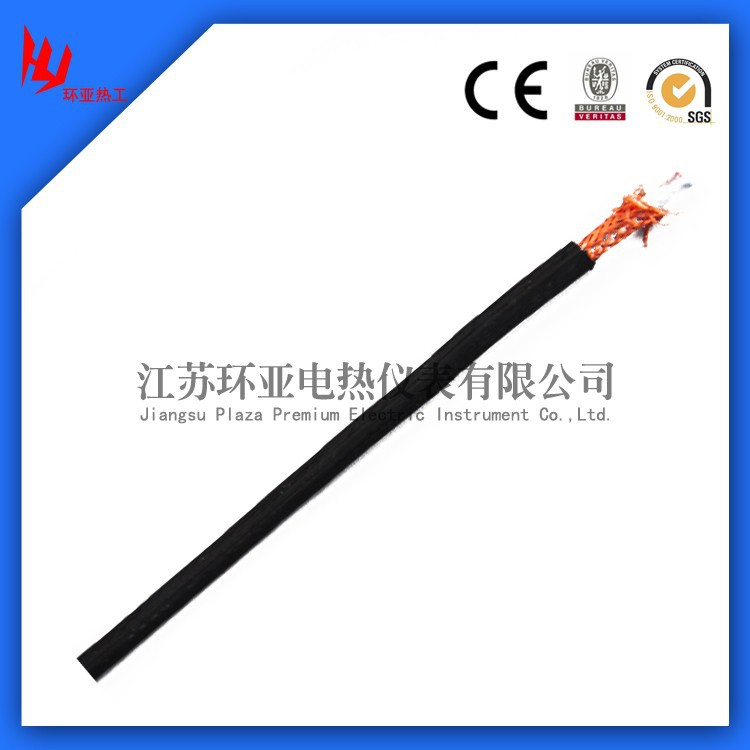 PVC coated Type EX Extension thermocouple wire/thermocouple cable