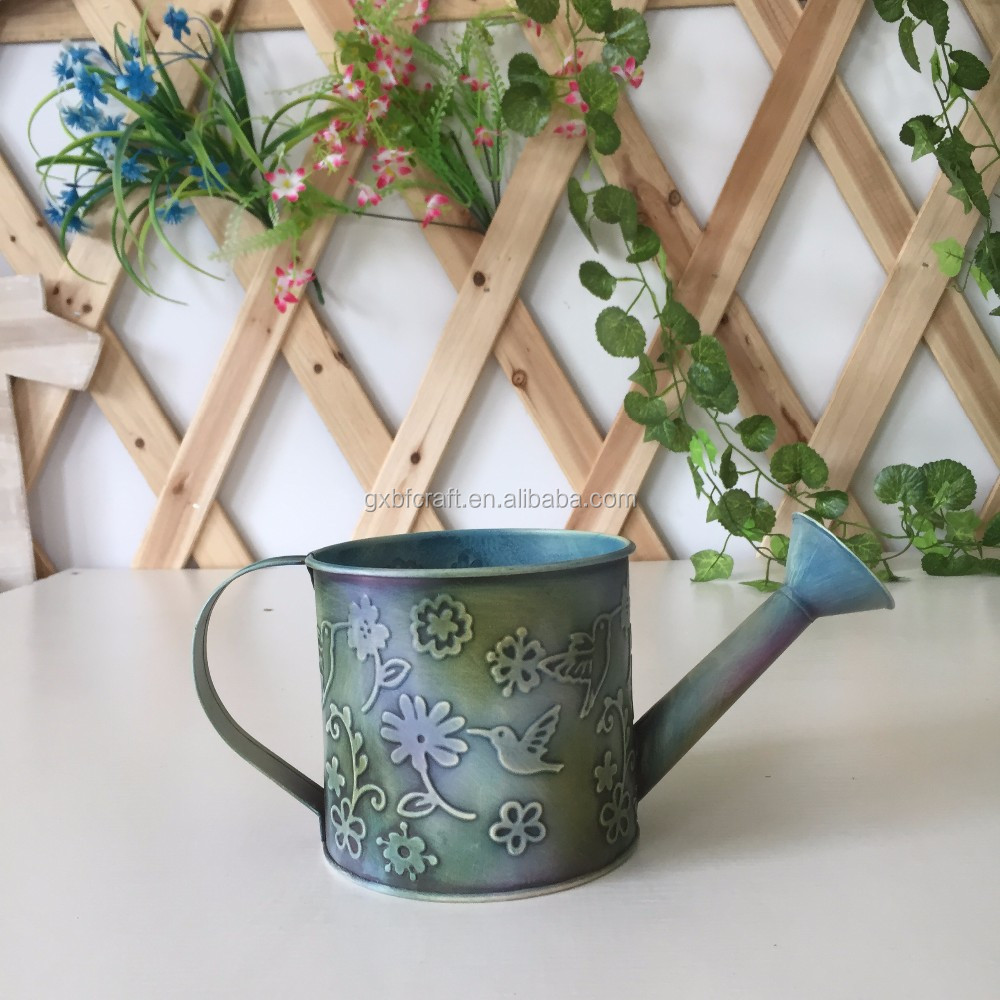 Wholesale antique watering cans for sale antique Small watering cans for indoor watering