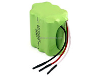 12V AA 800mAh NiMH Battery Pack Manufacturer with CE,ROHS,UL certificates