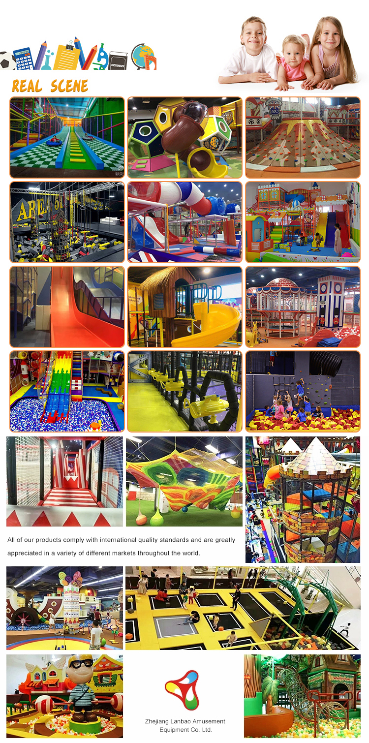 Minimum Quantity Is 1 Set Soft Children Game Indoor Playground