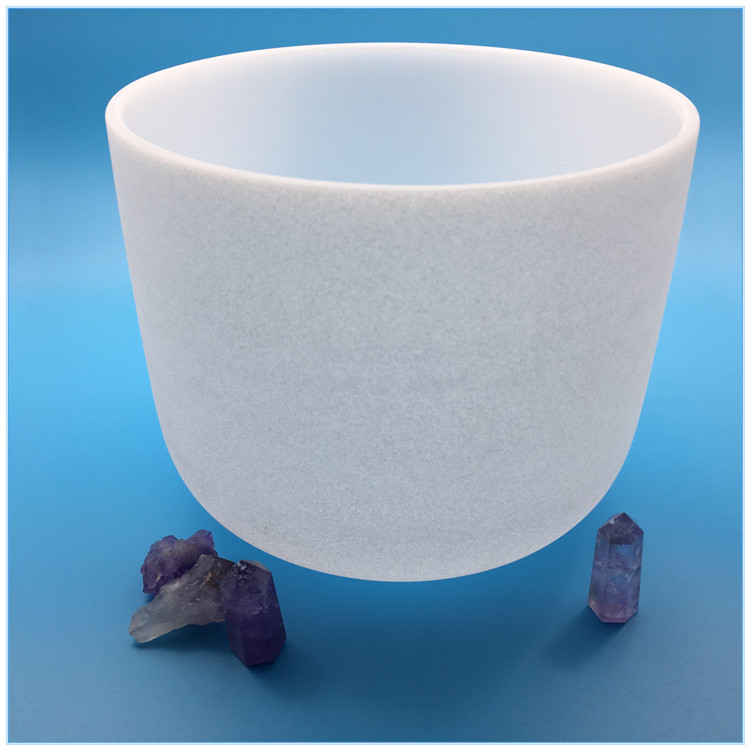 wholesale rock crystal bowl For Relaxation