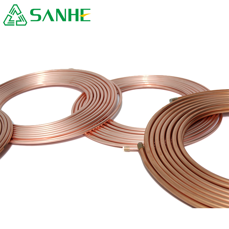 1/4*0.762mm pancake copper tube coil