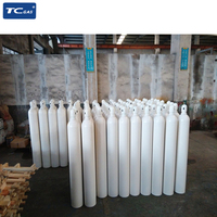 Argon/CO2 Welding Gas Cylinder for Chemical Industry ISO9809 Standard