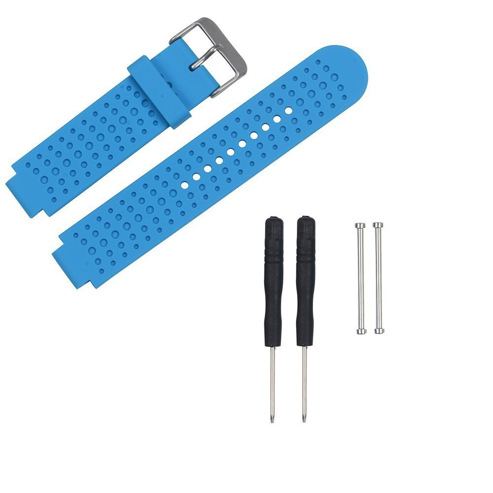 Replacement Bands and Straps for Garmin Forerunner 735XT GPS Running Watch - Blue