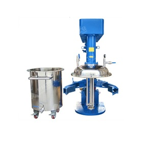 High Shear Emulsifier Mixer For Juice With CE/ISO9001