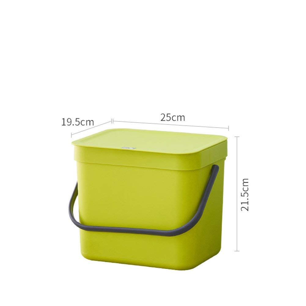 483bf87b3d4 Get Quotations · DW ACCDB Wall-mounting type Trash can