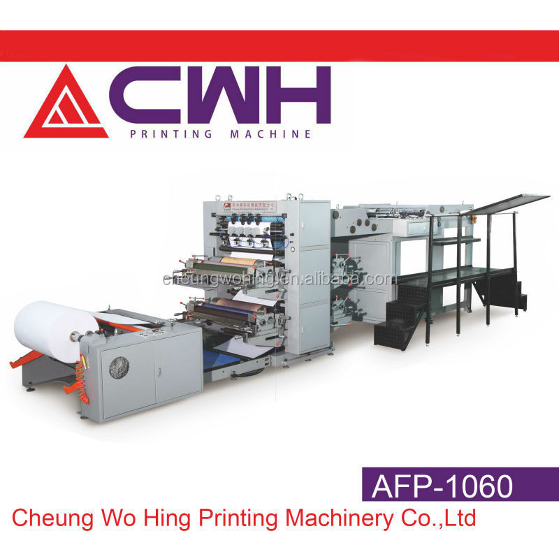 Fully automatic notebook making machine