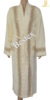 Funky Fashion Long Cotton Towelling Kimono Ladies Dressing Gowns