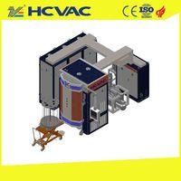 HCVAC Mosaic Tiles golden color pvd vacuum plating machine/Plasma ceramic plating machine,pvd coating unit