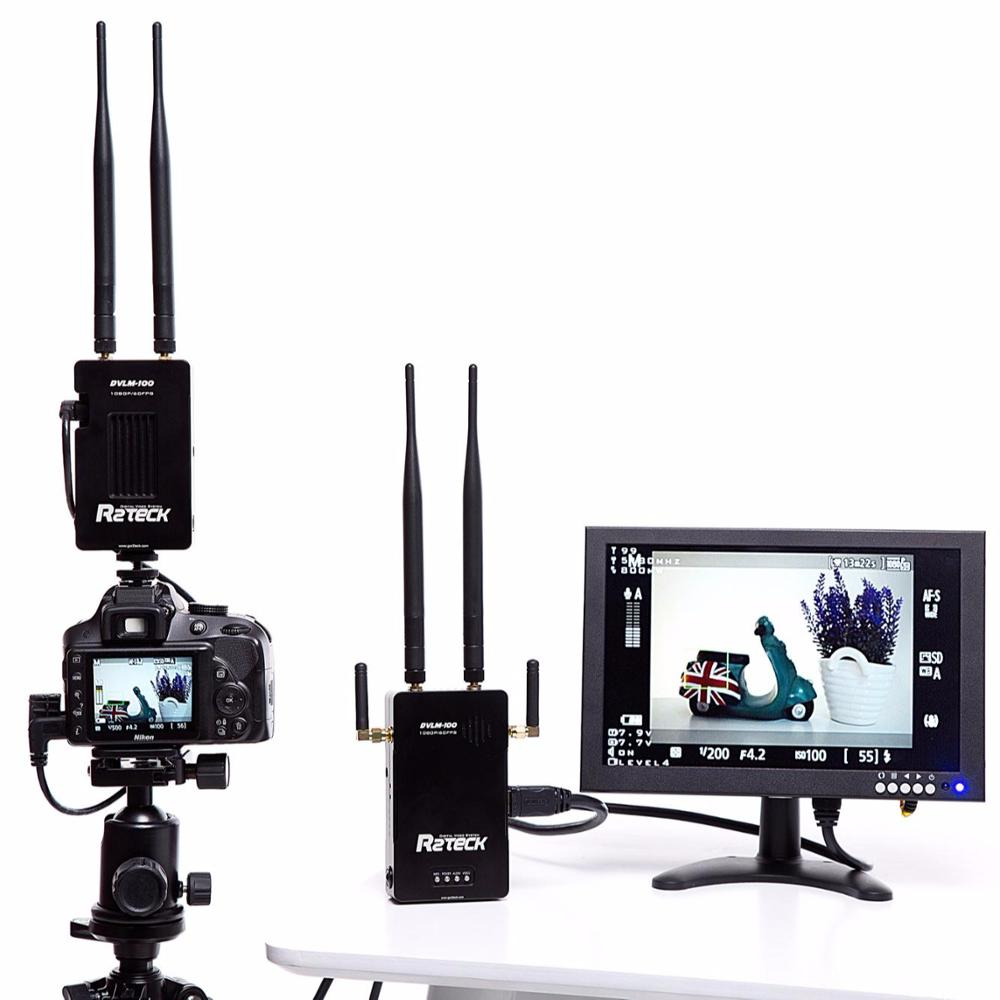 Outdoor wireless video trasmettitore e ricevitore