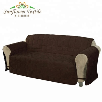 Factory supply high quality cheap price protective l shape sofa cover